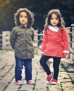 Børnetøj mode